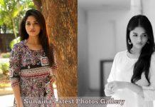 Sunaina Latest Photos Gallery