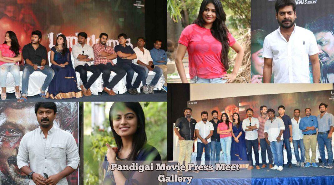 Pandigai Movie Press Meet Photos