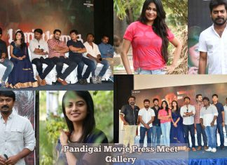 Pandigai Movie Press Meet Photos