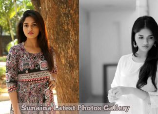 Sunaina Latest Photos Gallery