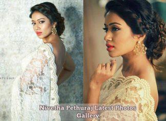 Nivetha Pethuraj 2017 Photos Gallery