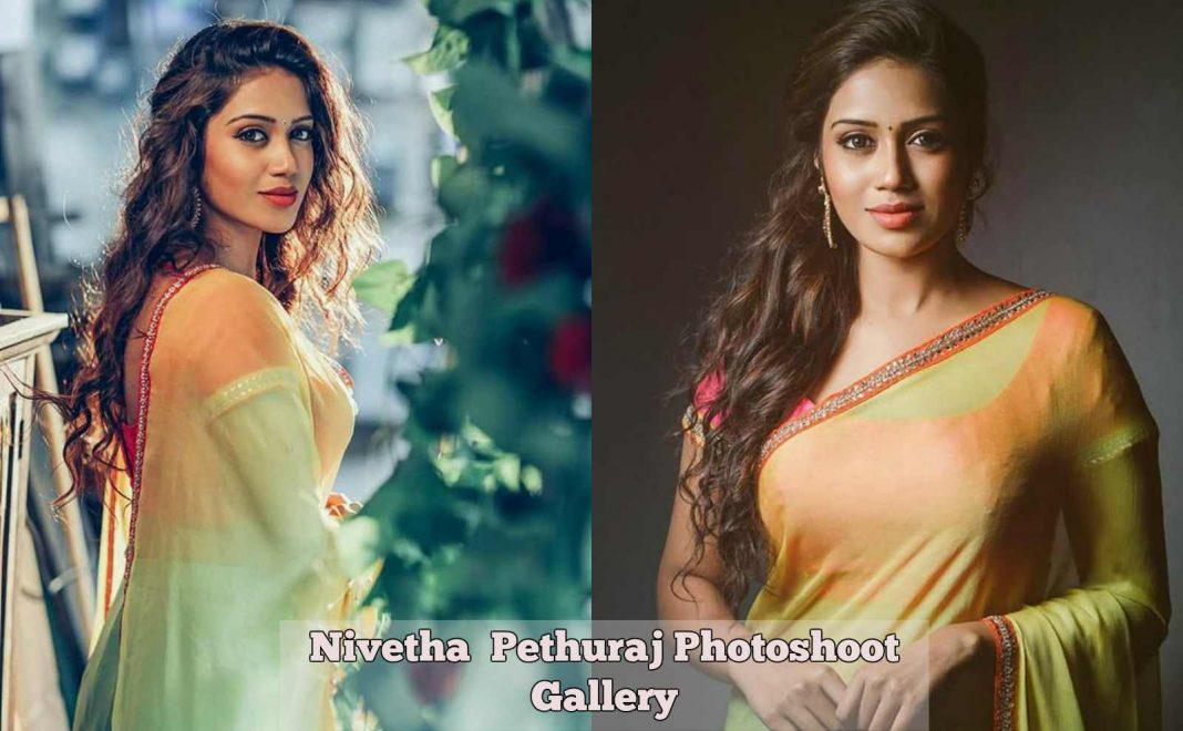 Nivetha Pethuraj HD Photos Gallery