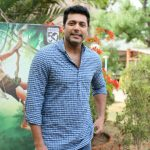 Vanamagan Press Meet photos (13)