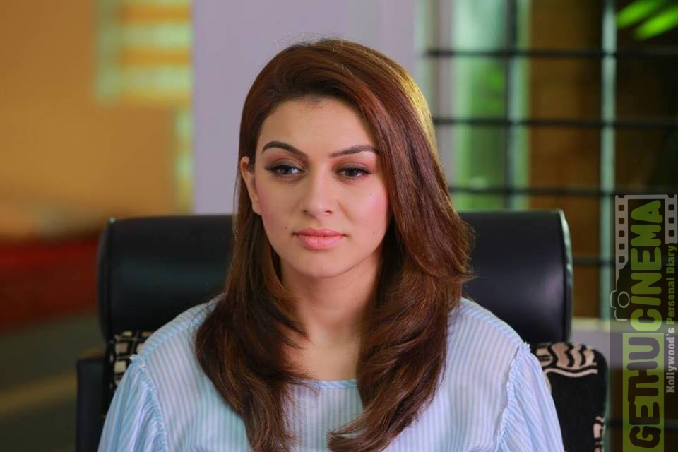 hansika malayalam movie