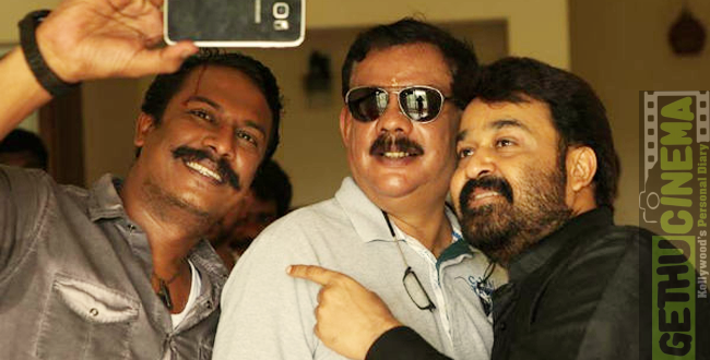 Samuthirakani, Priyadarshan and Mohanlal