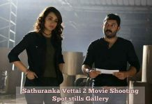 Sathuranka Vettai 2 Movie Shooting Spot stills Gallery