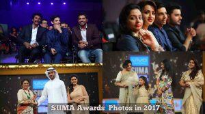 SIIMA Awards Photos in 2017