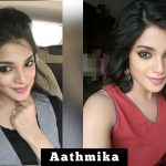Aathmika 2017 latest Pictures (1)
