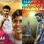 Dhanush 2017 Fan Made Birthday Design (1)