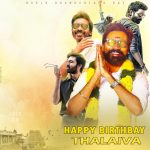 Dhanush 2017 Fan Made Birthday Design (10)