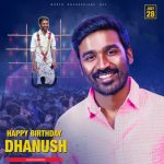 Dhanush 2017 Fan Made Birthday Design (19)