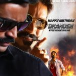 Dhanush 2017 Fan Made Birthday Design (2)