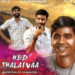 Dhanush 2017 Fan Made Birthday Design (6)