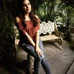 Meesaya Murukku actress  Aathmika (24)