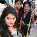 Meesaya Murukku actress  Aathmika (7)