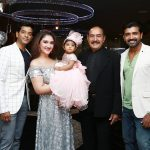 Sridevi Vijaykumar Daughter Rupikaa First Birthday Celebration Gallery (1)