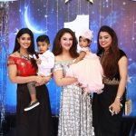 Sridevi Vijaykumar Daughter Rupikaa First Birthday Celebration Gallery (12)