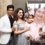 Sridevi Vijaykumar Daughter Rupikaa First Birthday Celebration Gallery (14)