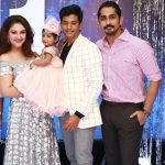 Sridevi Vijaykumar Daughter Rupikaa First Birthday Celebration Gallery (15)