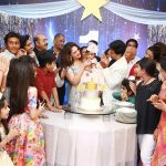 Sridevi Vijaykumar Daughter Rupikaa First Birthday Celebration Gallery (16)