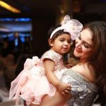 Sridevi Vijaykumar Daughter Rupikaa First Birthday Celebration Gallery (2)
