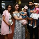Sridevi Vijaykumar Daughter Rupikaa First Birthday Celebration Gallery (7)