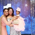 Sridevi Vijaykumar Daughter Rupikaa First Birthday Celebration Gallery (9)