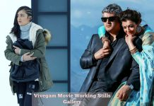 Vivegam Movie Working Stills