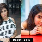 Deepti Sati Actress - Solo Movie  (1)