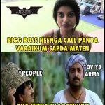 Oviya Army - bigg Boss Meme (16)