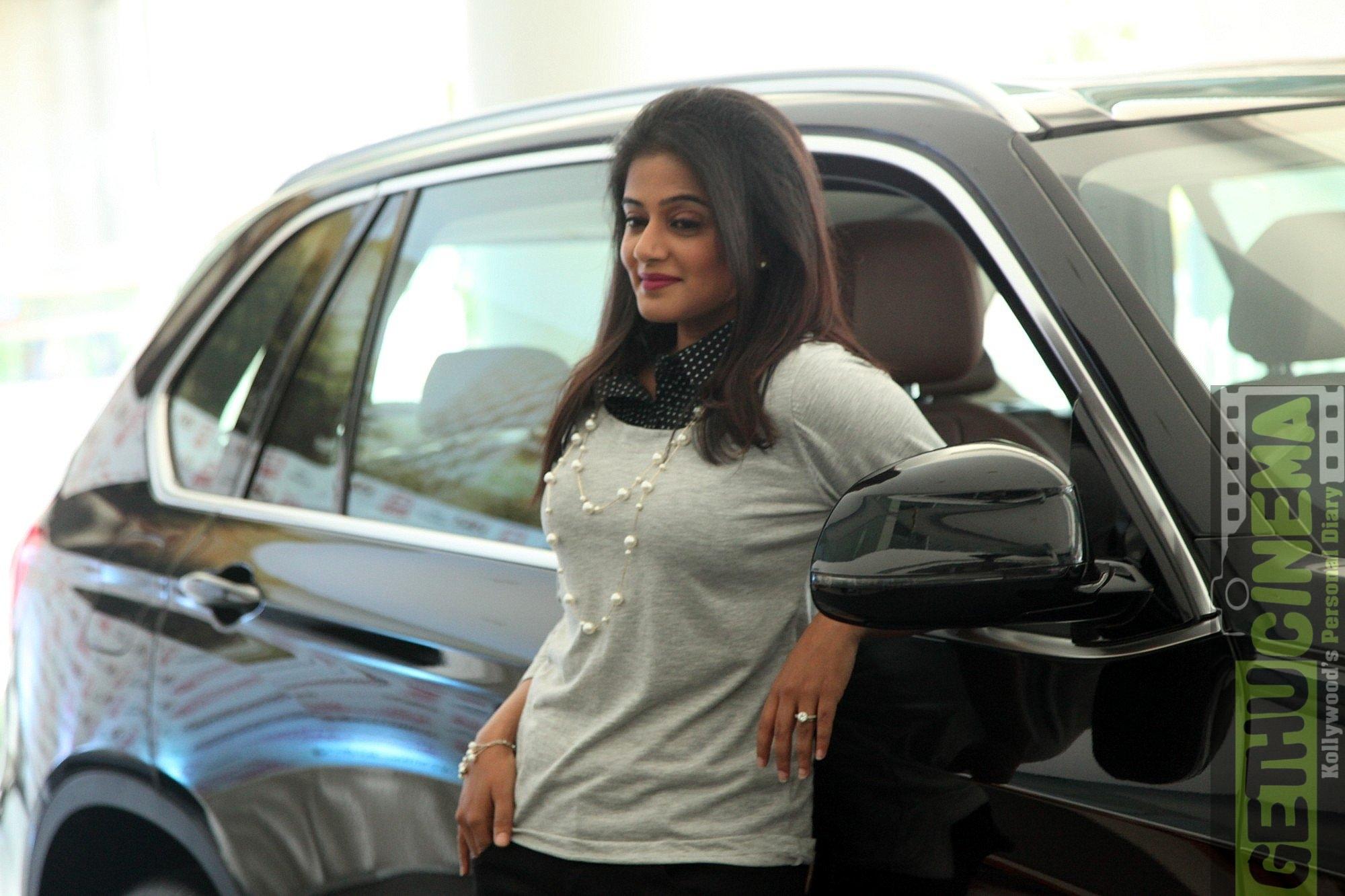Actress Priyamani At G Spot Web Series Launch Gallery