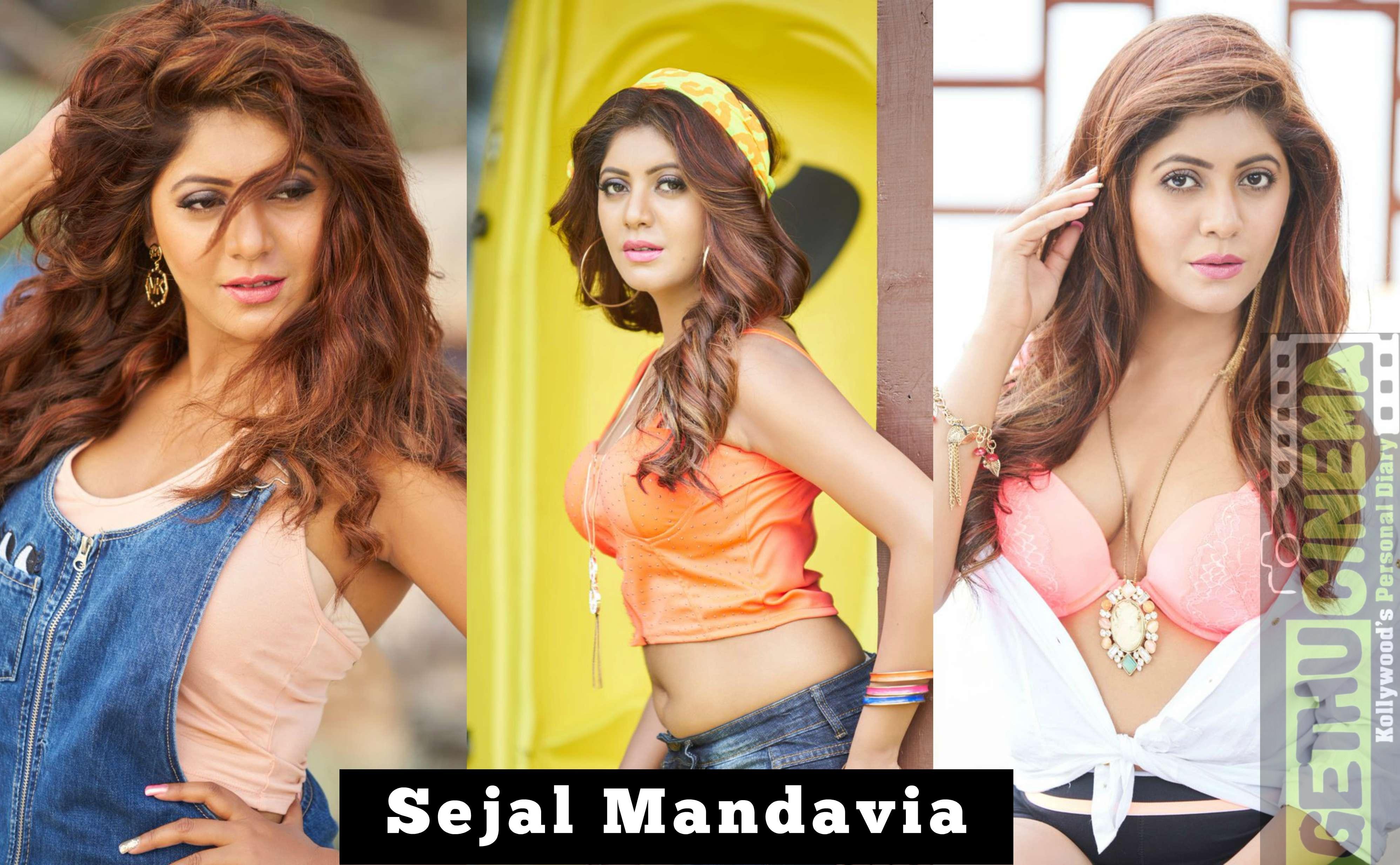 Actress & Model Sejal Mandavia 2017 New HD Photo Shoot