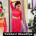 Vaibhavi Shandilya instgram Pictures (1)