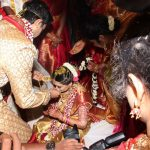 Vishal sister Aishwarya's Wedding Reception photos Gallery (13)
