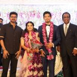 Vishal sister Aishwarya's Wedding Reception photos Gallery (19)