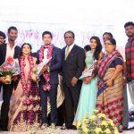Vishal sister Aishwarya's Wedding Reception photos Gallery (2)
