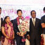 Vishal sister Aishwarya's Wedding Reception photos Gallery (6)