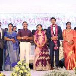 Vishal sister Aishwarya's Wedding Reception photos Gallery (7)