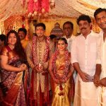 Vishal sister Aishwarya's Wedding Reception photos Gallery (8)