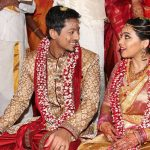 Vishal sister Aishwarya's Wedding Reception photos Gallery (9)