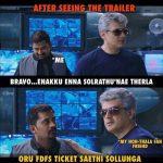 Vivegam Trailer Memes By Thala Fans (14)