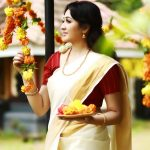 Actress Aavaana  new malaiyala Saree Look (5)