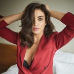 Amy Jackson‏ in  2017 Spicy photos Gallery  (1)