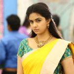 Keerthi Suresh 2017 saree Pictures (19)