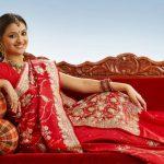 Keerthi Suresh 2017 saree Pictures (8)