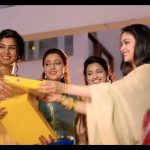Keerthy Suresh chennai Silks diwali Ad (14)