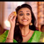 Keerthy Suresh chennai Silks diwali Ad (17)