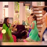 Keerthy Suresh chennai Silks diwali Ad (20)