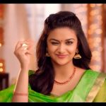 Keerthy Suresh chennai Silks diwali Ad (21)