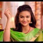 Keerthy Suresh chennai Silks diwali Ad (22)